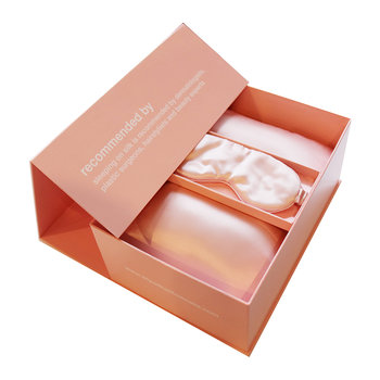 Beauty Sleep To Go! Travel Set - Pink