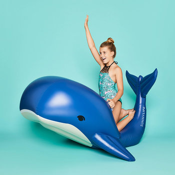 Luxe Inflatable Moby Dick