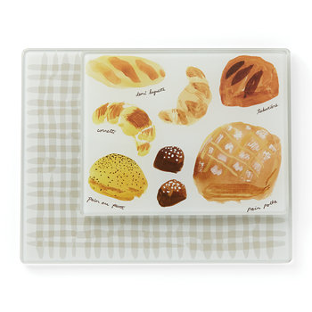 'Freshly Baked' Cutting Board - Set of 2