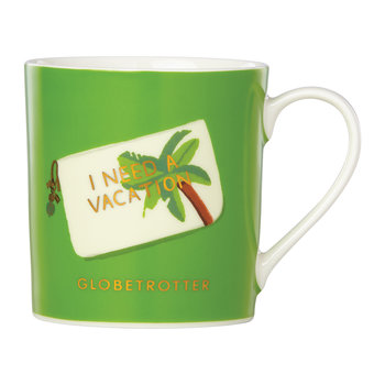 'Things We Love Mug' - Globetrotter
