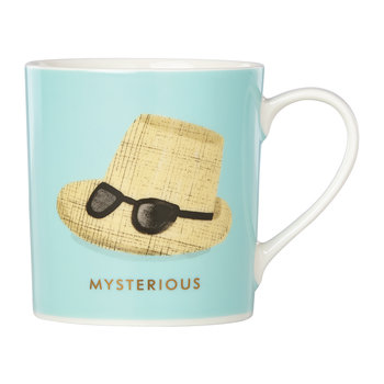 'Things We Love Mug' - Mysterious
