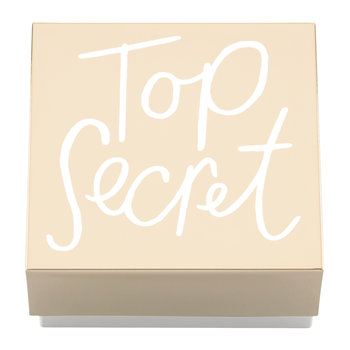 All That Glistens 'Top Secret' Covered Box
