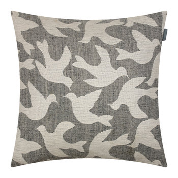 Dove Cushion - 50x50cm - Grey