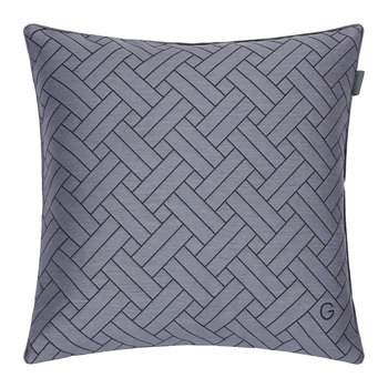 Oxford Cushion - 50x50cm - Elephant Grey