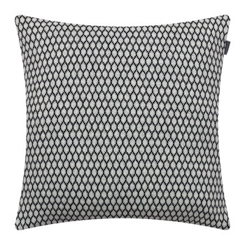 Romb Knit Pillow - 50x50cm - Black