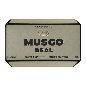 Musgo Real Soap on a Rope - Oakmoss