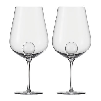 Air Sense Red Wine Glasses - Set of 2