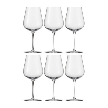 Air White Wine Glasses - Set of 6