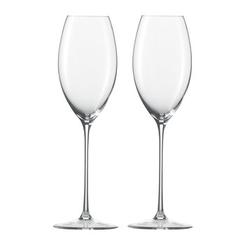 Enoteca Champagne Flutes - Set of 2