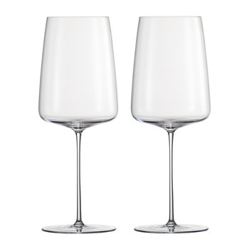 Simplify Flavoursome & Spicy Wine Glasses - Set of 2