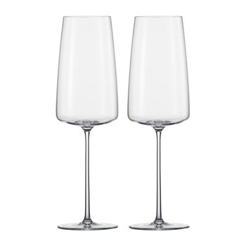 Simplify Sparkling Wine Glasses - Set of 2