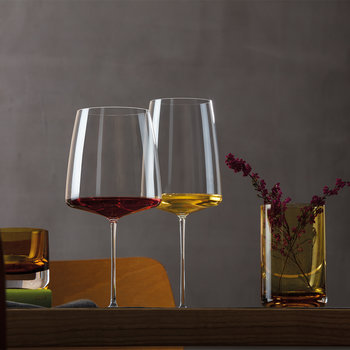 Simplify Velvety & Sumptuous Wine Glasses - Set of 2