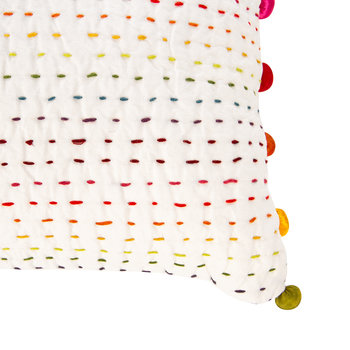 Gastounet Cushion - Multicoloured