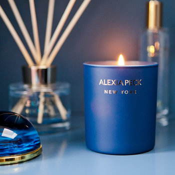 New York Candle & Paperweight - Smoky Fig