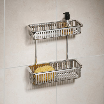 Burford Shower Basket - Double