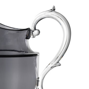 Federica Acrylic Pitcher - Grey