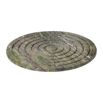 Rock Serving Board - Circle
