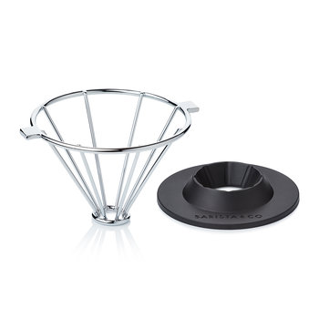 Corral Pour Over Filter Holder - Steel