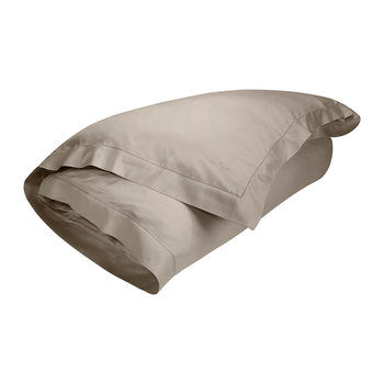 Langdon Duvet Cover - Cape Tan