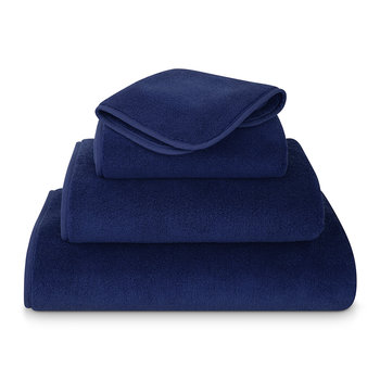 Leland Towel - Navy