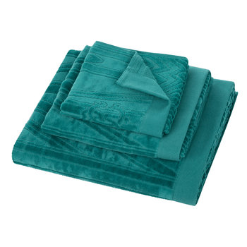 Deco Towel - Teal