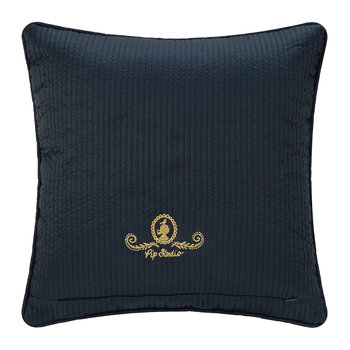 Indian Festival Cushion - 40x40cm - Blue