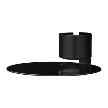 Anulo Candle Holder - Black