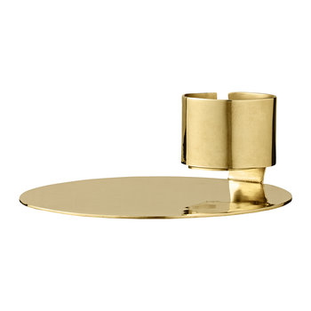 Anulo Candle Holder - Gold