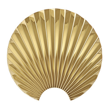 Concha Wall Hook - Gold