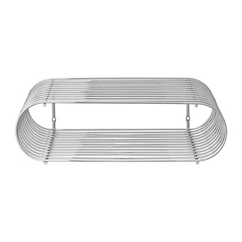 Curva Shelf - Silver
