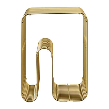 Curva Stool - Gold