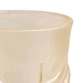 Hirondelles Vase - Small - Gold Luster