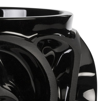Tourbillons Vase - Black - Small