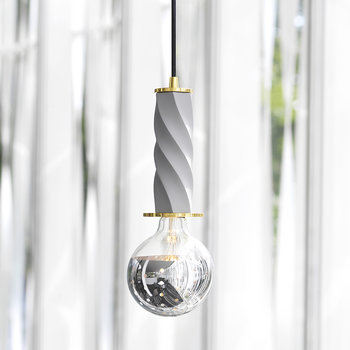 Tivoli Bon Ceiling Light - Metal Grey
