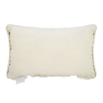 Terrain Pillow - 55x30cm - Natural