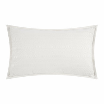 Cassie Decorative Cushion - 38x50cm - Willow Cream