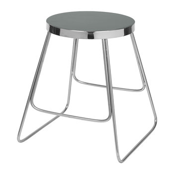 Tricia Stool - Nickel