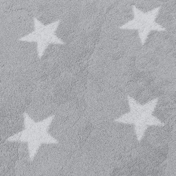 Gray Star Towel