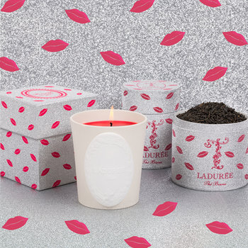 Bisous Candle