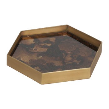 Tortoise Organic Mini Glass Tray