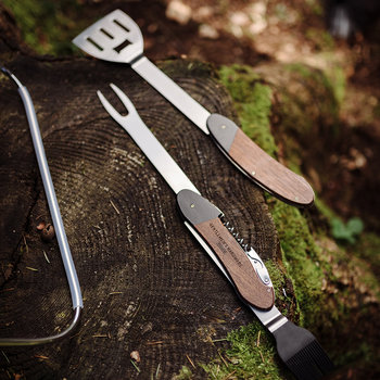 Stainless Steel BBQ Multi-Tool
