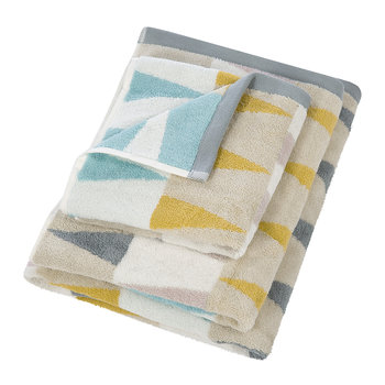 Azul Towel - Dove & Linden