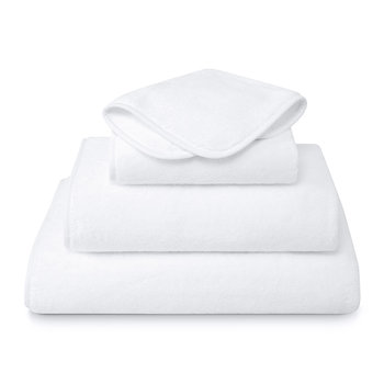 Leland Towel - White