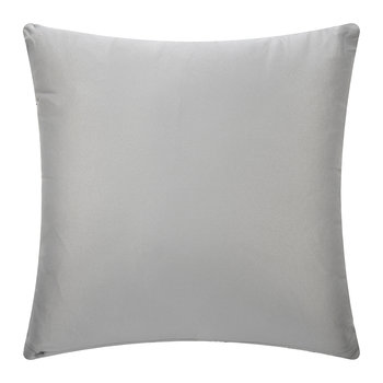 Eliza Bed Cushion - Pewter - 50x50cm