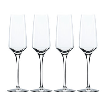 Sommelier Series Champagne Flutes - Set of 4