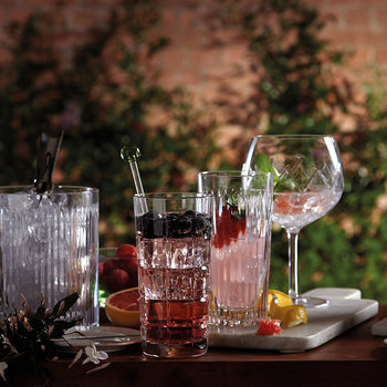 Cluin Highball Glasses - Set of 2