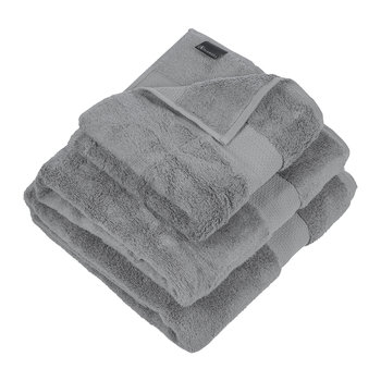 Luxury Modal Towel - Ash