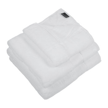 Luxury Modal Towel - White
