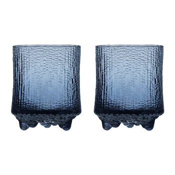 Ultima Thule Glass Tumblers - Set of 2 - Rain