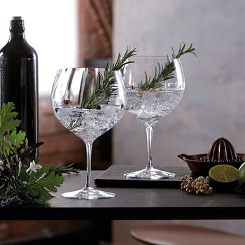 Elegance Balloon Glasses - Set of 2